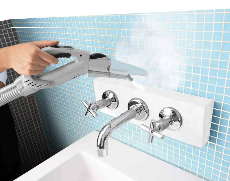 Steam Cleaning enables one to access hard-to-reach areas easy and makes cleaning without chemicals p