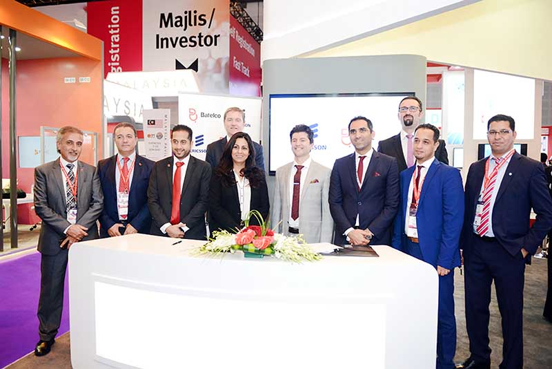 Batelco Bahrain and Ericsson bring 5G and IoT use cases to Bahrain
