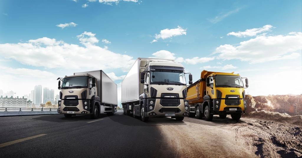Ford Trucks Showcases Its 2017 Line Up At Big 5 Eye Of Riyadh