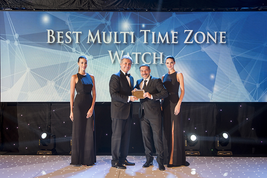 12th Middle East Watch Of The Year Awards Held In