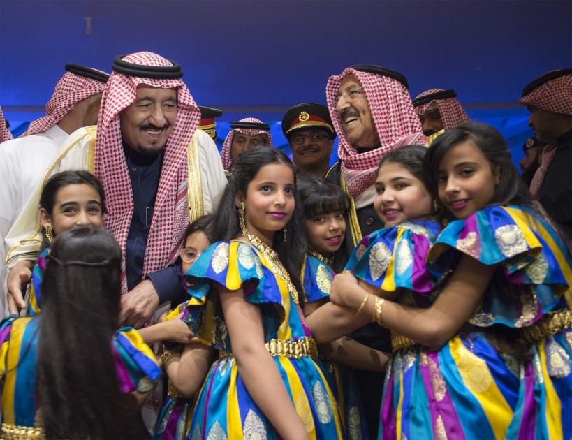 Kuwaiti governors welcome King Salman's visit