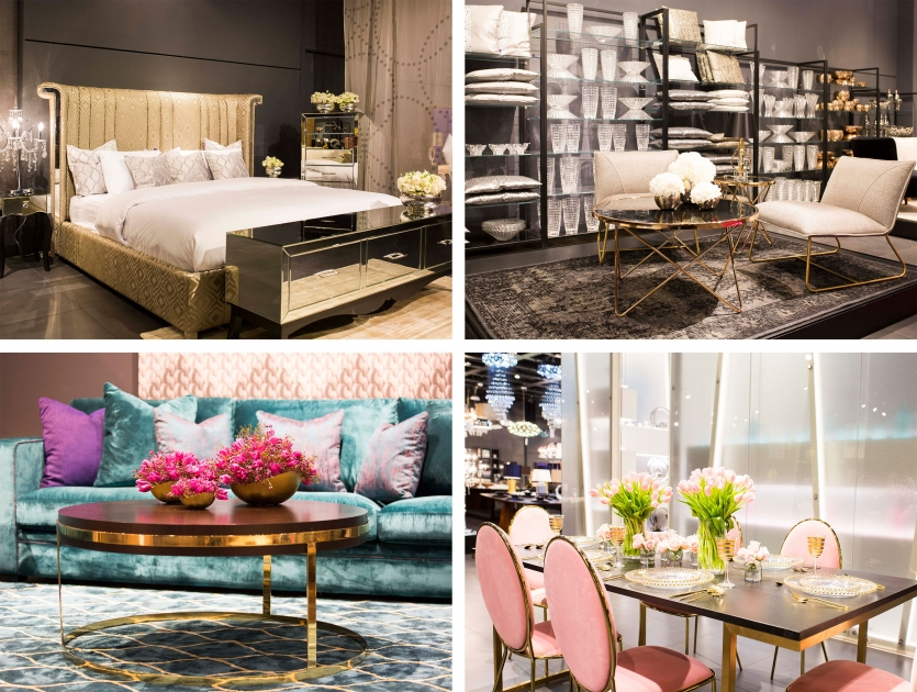 This Season S Must Have Colors Creatively Translated Into Desirable Home Furnishings Eye Of Riyadh
