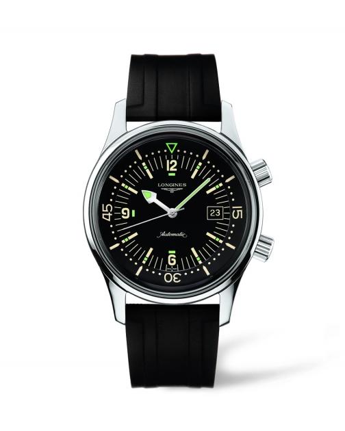 1d361385e ساعة Legend Diver من لونجين: أناقة مطلقة واداء إستثنائي