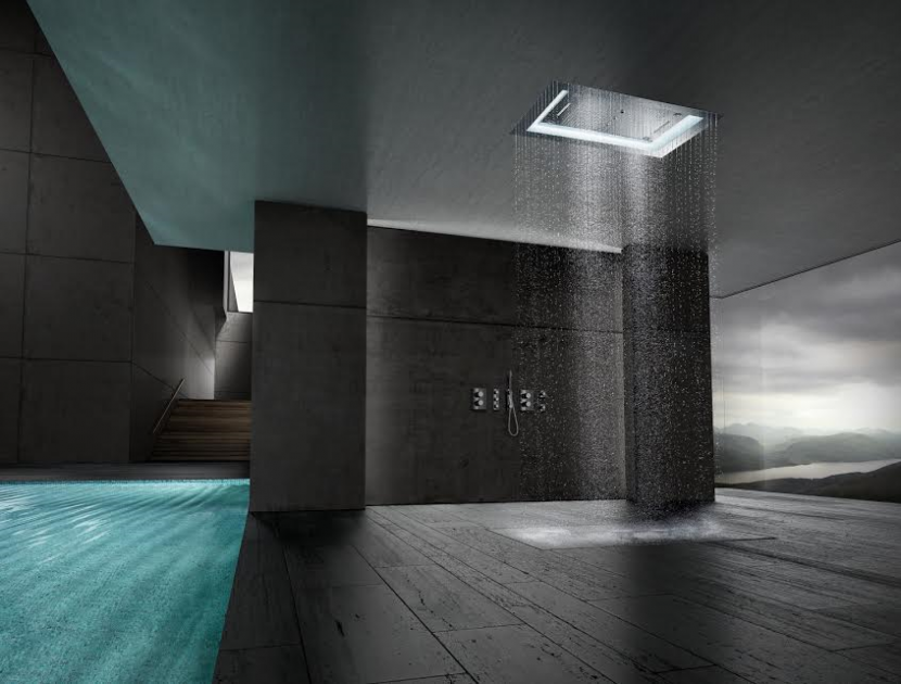 AquaSymphony by GROHE– The probably most luxurious shower in the ...