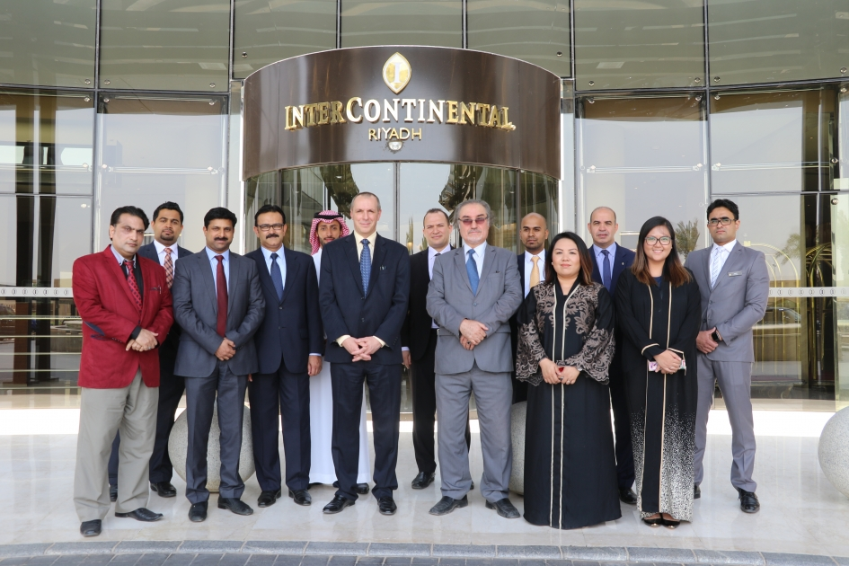 InterContinental® Hotels Group announce the winner of Ramadan Grand Raffle Draw at InterContinental® Riyadh