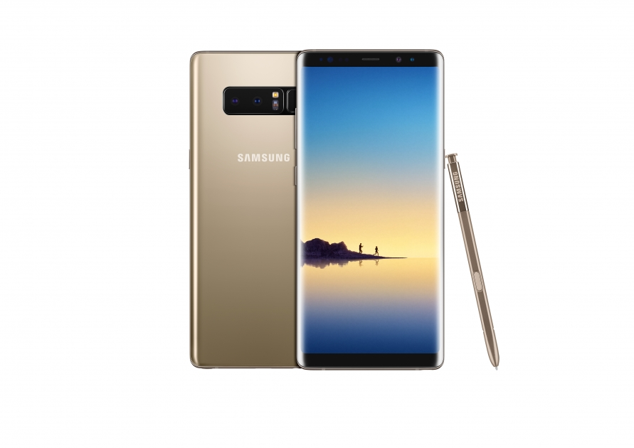 Pre-order the highly awaited Samsung Galaxy Note8 now on SOUQ com