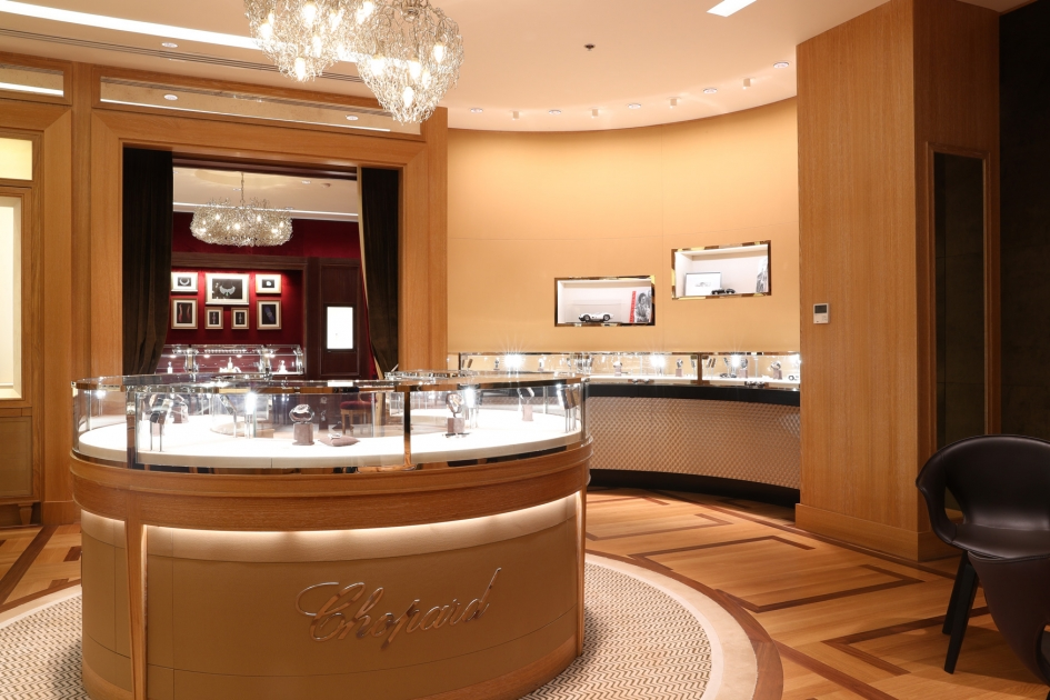 358305d6e0a93 Chopard new boutique opens in Al Khobar in partnership with Attar United