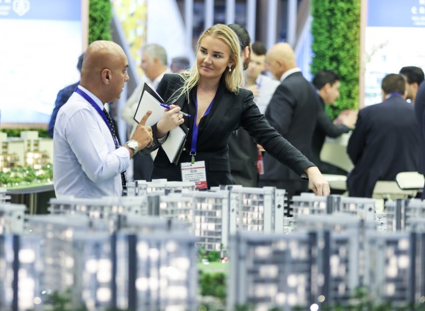 The Dubai Land Department reported more than AED870 million worth of property was sold during Citysc