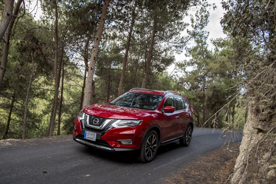 World's Best-Selling SUV, Nissan X-TRAIL 2018 Launches in the Middle