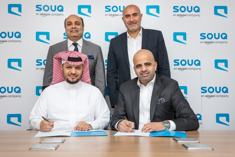 Mobily gears up to grow online through cooperation with SOUQ