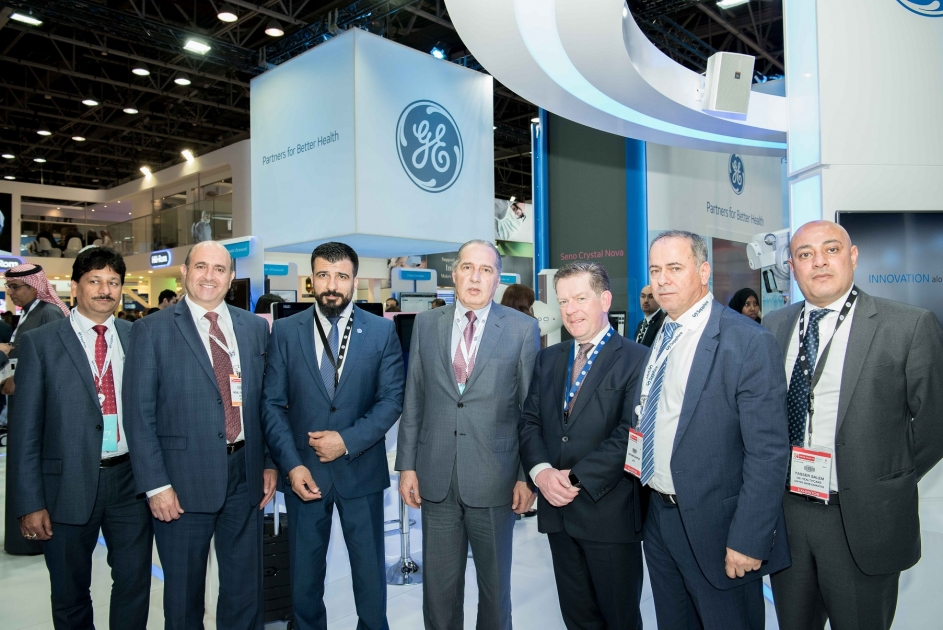 GE Healthcare & ATC consolidate position as key technology provider