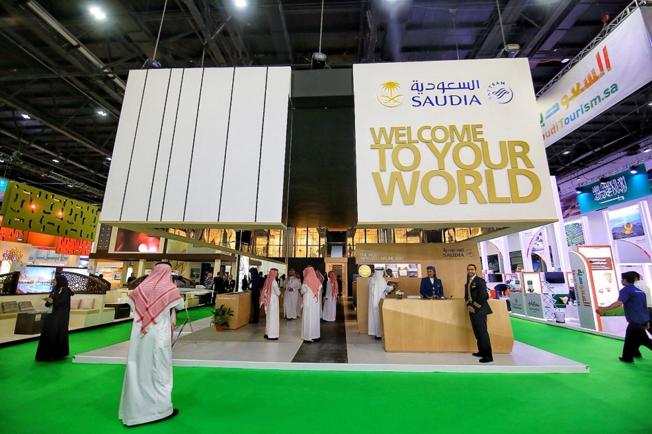 Saudia Reveals New Stand and Services at Arabian Travel Market in Dubai