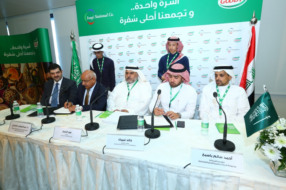 Goody signs agreement with Iraqi National Company to market