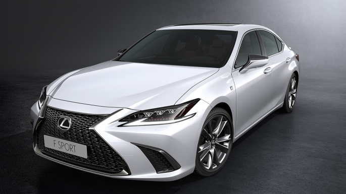 Lexus Launches The 7th Generation Of The All New ES 2019