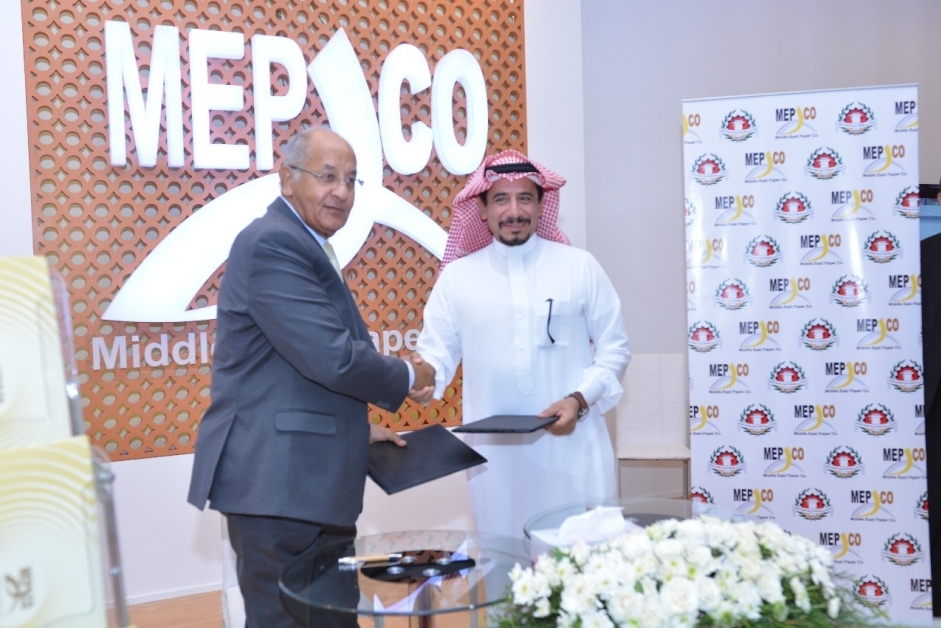 MEPCO and Arab Federation for Paper, Printing and Packaging