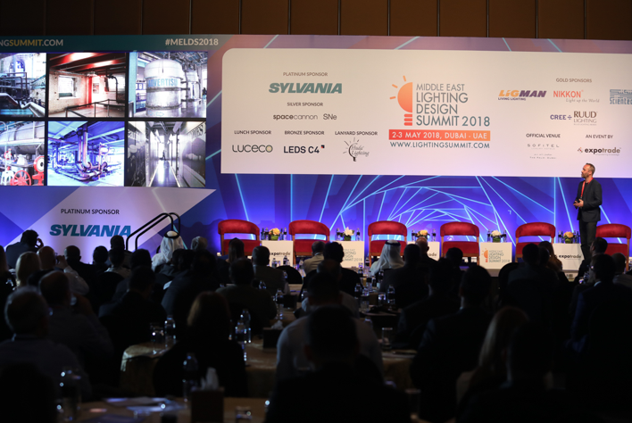 Advances in lighting design to be discussed at the middle east