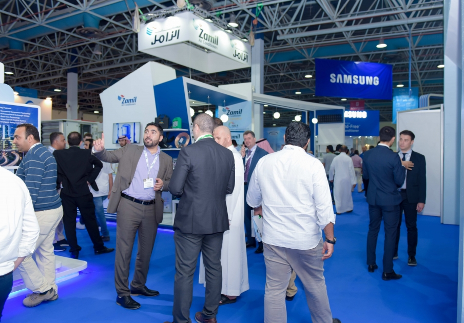 Kingdom's Largest Hvac R Event to Attract Over 7000 Visitors at Riyadh Debut