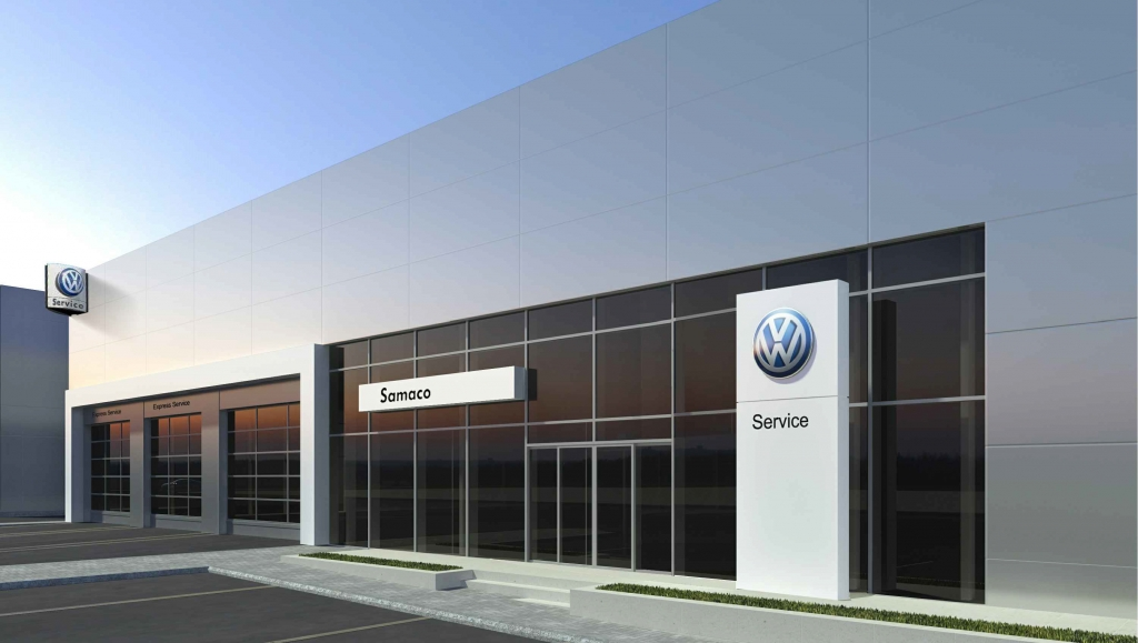"SAMACO Volkswagen Achieved 2nd Place In ""Aftersales"