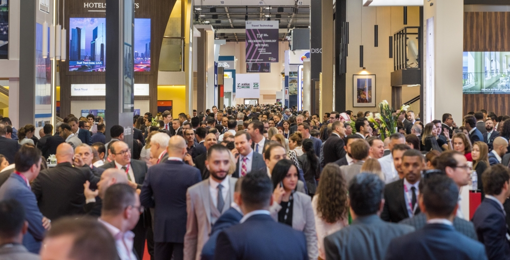 b6491eb33fa06 معرض سوق السفر العربي 2019 ينطلق في دبي