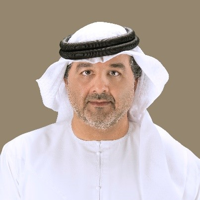 His Excellency Mohamed Al Khadar Al Ahmed, Acting Director General of ZonesCorp