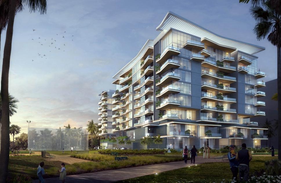Gemini begins construction of iconic luxury apartment project in Dubai -  Eye of Riyadh