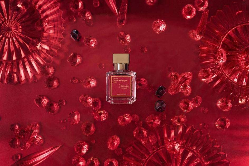 bbd5dcbf6 دار عطور ميزون فرانسيس كوركدجيان تعلن عن طرح عطر 'Baccarat Rouge 540' في  متجر باريس غاليري