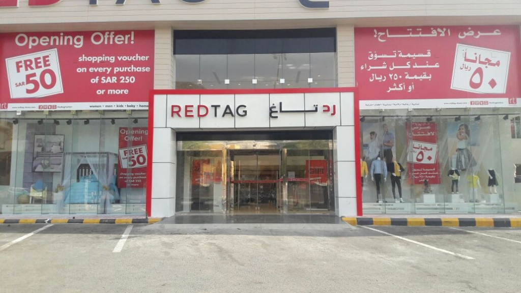 REDTAG Opens Sixth store in Makkah - Eye of Riyadh
